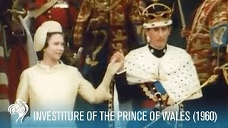 getlinkyoutube.com-Investiture Of The Prince Of Wales Aka POW Investiture (1969)