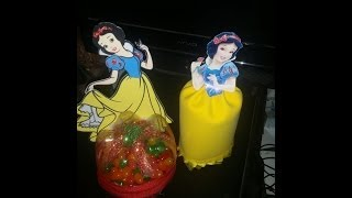 getlinkyoutube.com-DIY Como hacer Dulcero De Botellas DE Resfresco  plastico  PET