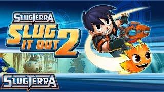 Slugterra: Slug It Out 2 - PART 4 | App Gameplay | Best Apps for Kids