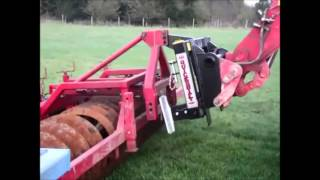 Agriweld Quickshift Machinery Mover