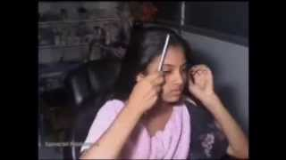 getlinkyoutube.com-Long hair oiling and massage in Telugu langauge