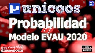 Imagen en miniatura para Probabilidad - Modelo EVAU Madrid 2020