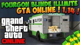 GLITCH | Avoir des Fourgons Blindés en illimité sur GTA 5 Online ! GLITCH ARGENT 1.14