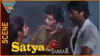 Satya The Sarkar Hindi Dubbed Movie    Climax Scene    Eagle Hindi Movies