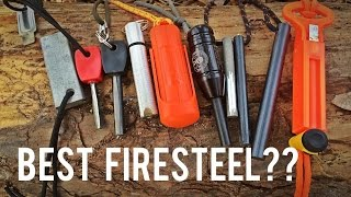 getlinkyoutube.com-What is the Best Firesteel?