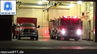 getlinkyoutube.com-[LAFD] Engine 13 + Rescue 13 Los Angeles Fire Department