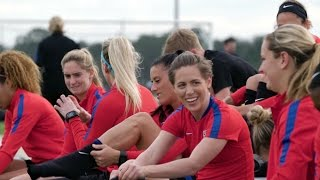 WNT Opens SheBelieves Camp in Florida