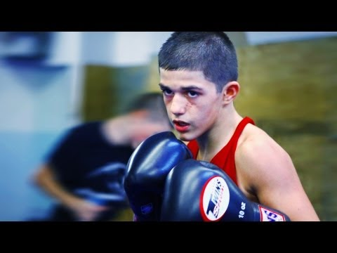Amazing 13-Year-Old Boxing & MMA Prodigy