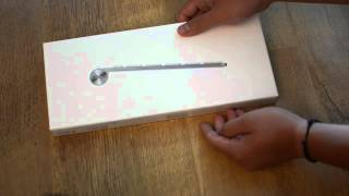 new apple wireless keyboard unboxing