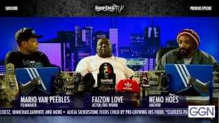 Snoop Dogg - GGN News S. 3 Ep 11 (Trayvon Martin)
