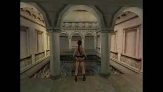 getlinkyoutube.com-Tomb Raider 5: Chronicles: Level 1 Streets of Rome Walkthrough