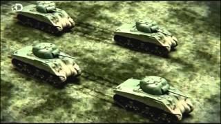 getlinkyoutube.com-Grandes Batallas de Tanques - La Batalla de Normandía