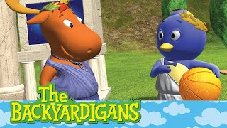 getlinkyoutube.com-The Backyardigans: Match on Mt. Olympus - Ep.52