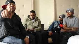 Slaughterhouse welcome to: OUR HOUSE Europe Tour