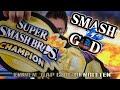 SMASH GOD - Eminem Rap God Parody of Super Smash Brothers by Mat4yo