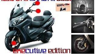 getlinkyoutube.com-NEW SYM MAXSYM 600i ABS executive edition - details