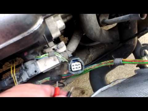 Etm ets throttle position sensor Volvo v70. Limp m