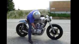 getlinkyoutube.com-Honda CB 750 Café racer