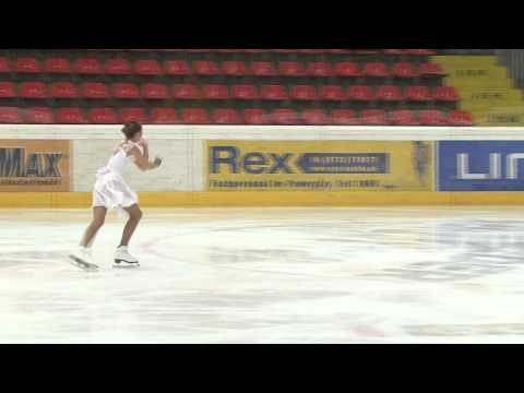 28 Maria STAVITSKAIA (RUS) - ISU JGP Austria 2012 Junior Ladies Short Program