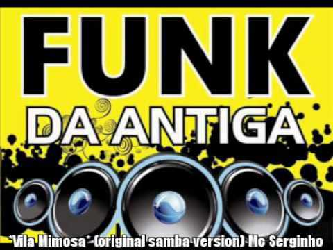 Vila Mimosa (Original Samba Version) - Mc Serginho