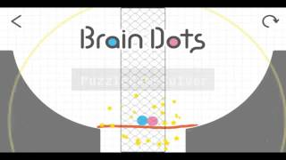 Brain Dots Level 133-144 Solution Guide