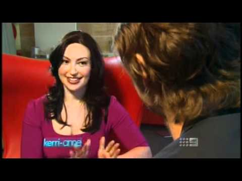 Kerri Anne: Darren Hayes Exclusive on MSN Video