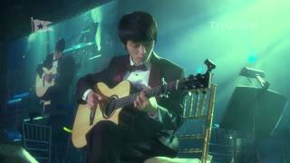"getlinkyoutube.com-TITANIC II World Launch  -  ""My heart will go on"" SUNGHA JUNG LIVE New York"