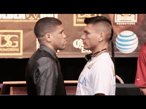 Juan Manuel Lopez VS. Daniel Ponce de Leon REMATCH Final Press Conference in Puerto Rico!