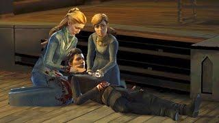 getlinkyoutube.com-Ramsay Snow Kills Ethan Forrester in Ironrath (Game of Thrones | Telltale | Episode 1 Death)