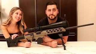 getlinkyoutube.com-Building A Custom Sniper Rifle
