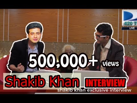 Bangla Funny Video | Shakib Khan & Apu Biswas Inteview | Tawhid Afridi |