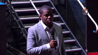 "getlinkyoutube.com-Tabernacle of Glory- ""How to Flow in the Prophetic"" by Brian Carn"