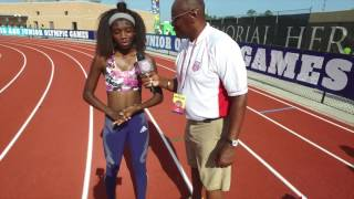 Tamari Davis - Interview