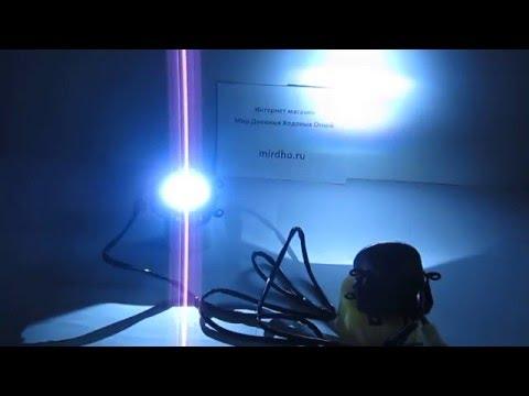 Светодиодные мультифункциональные противотуманные фары от МирДХО. LED ПТФ с ДХО