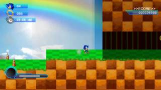 Sonic Colors [Fan Game] Green Hill Zone HD!
