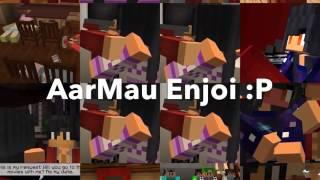 getlinkyoutube.com-AarMau (Aaron & Aphmau) Minecraft My Street (Music Video)