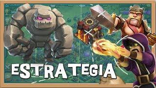 getlinkyoutube.com-Estrategia - Ataque Mega (GoWiWi) - Descubriendo Clash of Clans #210 [Español]