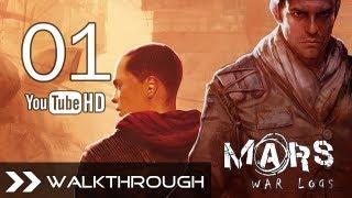 getlinkyoutube.com-Mars War Logs (PC/PS3/Xbox360) - Walkthrough/Gameplay Part 1 (Pow Camp) HD 1080p Max Settings