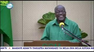 Majibu ya JPM kuhusu kikao cha CCM kufanyikia IKULU