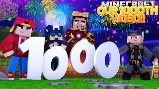 Minecraft Adventure - 1000th VIDEO SPECIAL!!!