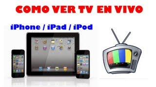 5 APPS PARA VER TV EN VIVO 