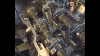 getlinkyoutube.com-Сборка Мотор с Lexus RX 330 3MZ-FE