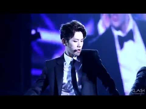 "120515 EXO-K Sorry-Sorry ""Baekhyun"" [Fancam] @DREAM CONCERT"