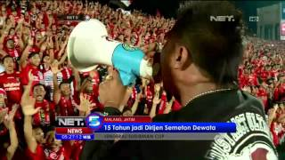 getlinkyoutube.com-Peran Dirijen Supporter Bali United - NET5