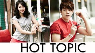 getlinkyoutube.com-Kim Woo Bin and Shin Min Ah are Dating! | HOT TOPIC!