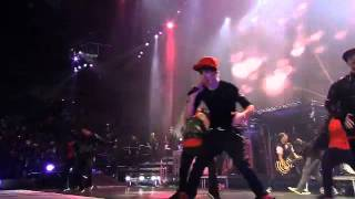 getlinkyoutube.com-Justin Bieber - Baby ft. Ludacris (Live At The Madison Square Garden) HD