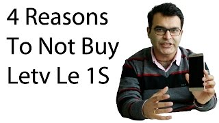 getlinkyoutube.com-4 Reasons To NOT Buy Letv LeEco Le 1S- Crisp Review