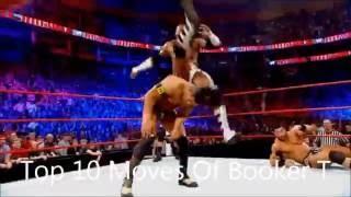 getlinkyoutube.com-Top 10 Moves Of Booker T