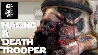 getlinkyoutube.com-Making (Zombie) Death Trooper Stormtrooper Armour