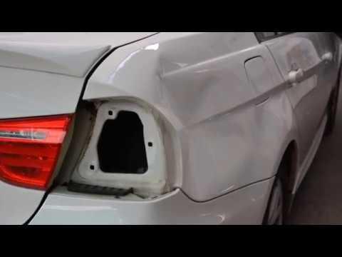 BMW E90  pdr заднего крыла